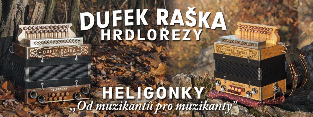 Dufek Raška Heligonky